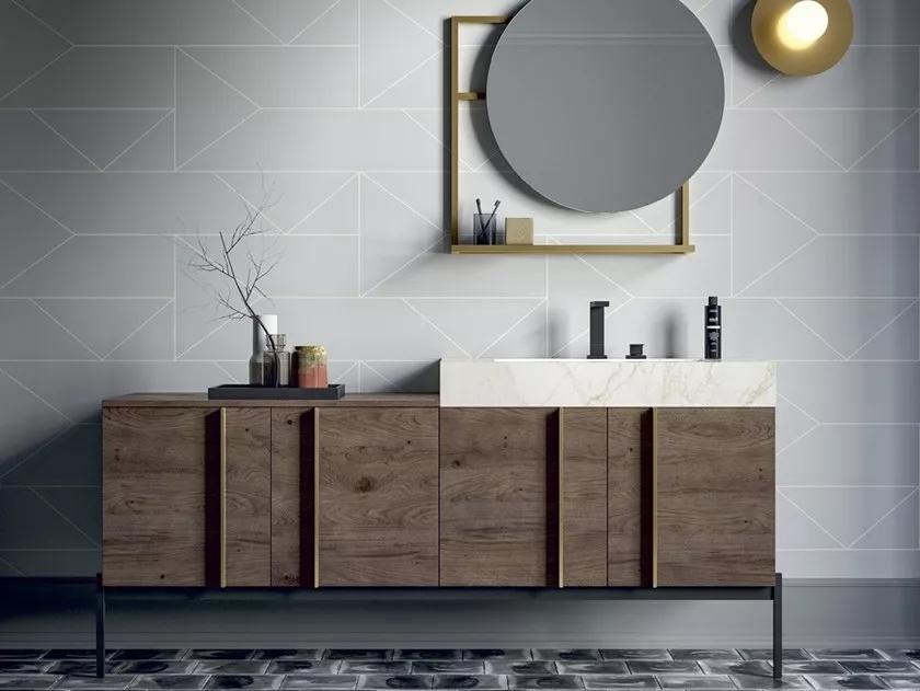浴室柜成最畅销卫浴品类,网购时需注意什么?