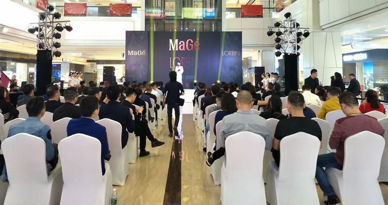 玛歌卫浴五周年庆暨新品发布会,一场极简主义盛宴惊艳开启