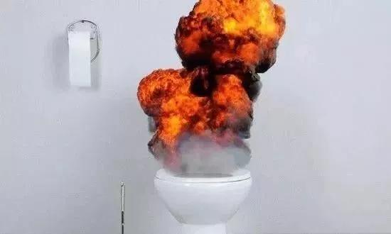 每年有超过约3万个马桶爆炸?不敢相信,购买马桶一定要注意这个....