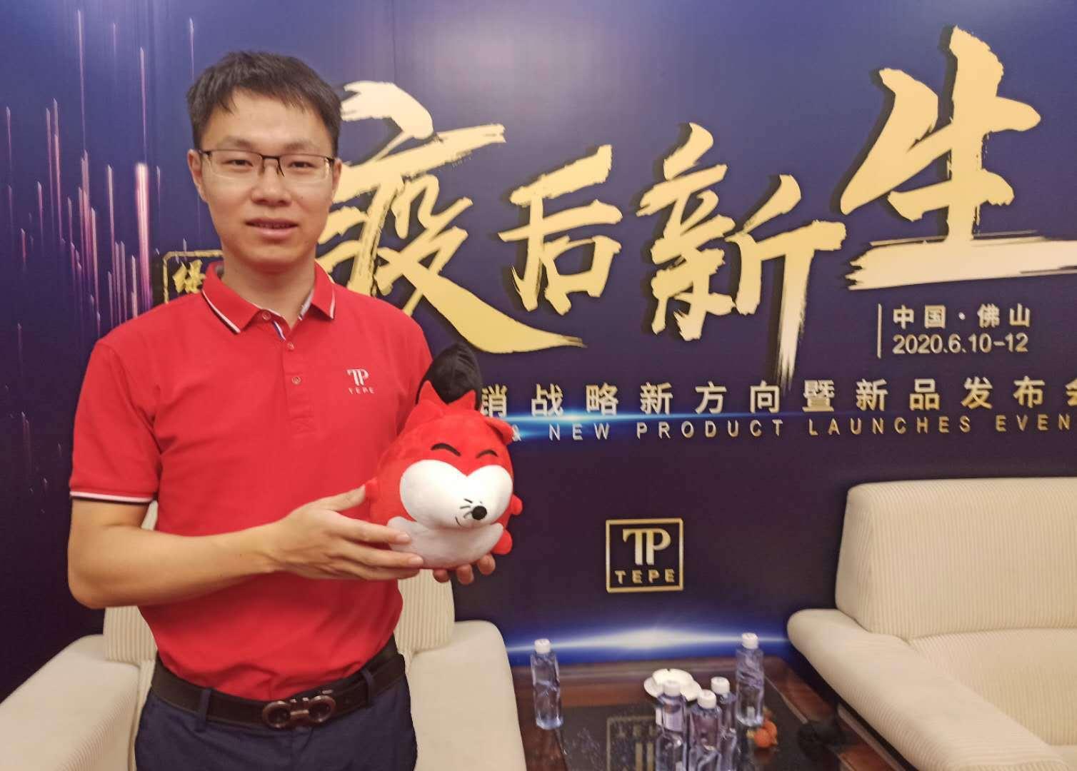 牛商访谈│缇派卫浴上海施林峰 探寻精细化管理的力量